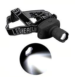 1 Set 5W 3 Mode Q5 LEDs Headlamp Ultra Xtreme Waterproof Hea