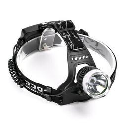 12000 Lumens 3-Mode LED Headlamp Waterproof Outdoor Camping