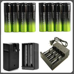 18650 3.7V Li-ion Battery 18650 Battery For Torch Headlamp a