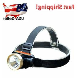 5000LM T6 LED Rechargeable USB Waterproof Headlight HeadLamp