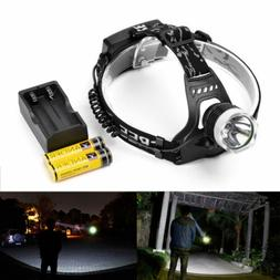 Vander 5000Lumen  LED T6 Headlight Head Durable Camping Hiki