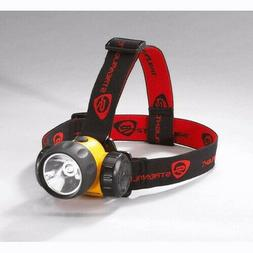 Streamlight 61200 3AA HAZ-LO Headlamp, Yellow - 120 Lumens