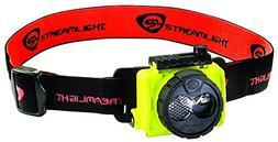 Streamlight 61607 Double Clutch Alkaline Flashlight, Yellow