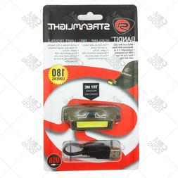 61706 coyote bandit usb rechargeable headlamp 180