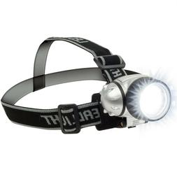 7 LED Headlamp with Strap for Reading Working Fishing Mechan