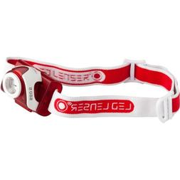 Led Lenser 880130 SEO 5 Red IPX4 180 Lumens on High