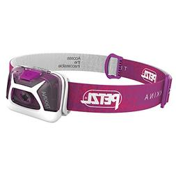 PETZL - TIKKINA Headlamp, 150 Lumens, Standard Lighting, Ros