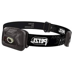 PETZL - Tikka Headlamp, 200 Lumens, Standard Lighting, Black