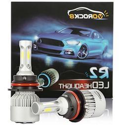 R2 COB 9007 HB5 8000LM LED Headlight Conversion Kit, Hi/Lo b