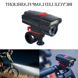 AAA Battery Bike Front Head ight Cycling Bicycle LED Lamp Fl