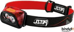 Petzl ACTIK CORE 450 Lumens Rechargeable Headlamp / RED / $6