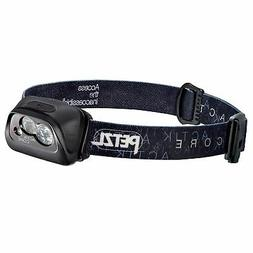 PETZL - ACTIK CORE Headlamp, 350 Lumens, Rechargeable, with