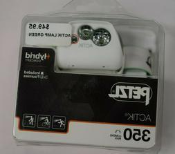 Petzl Actik Core Headlamp 350 Lumens USB - - GREEN F3