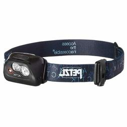 Petzl ACTIK Reflective Headlamp, 300 Lumens, Active Lighting