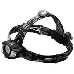 Princeton Tec Apex Headlamp, Black, 260 lm, w/White LEDs
