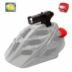 MakeTheOne Bike Bicycle Headlight-Taillight Combinations Cyc