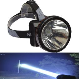 Odear Bright Headlamp Rechargeable LED Spotlight Headlight f
