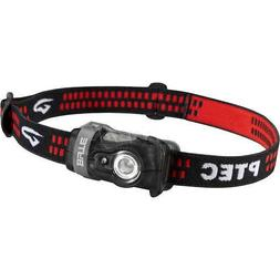 Byte LED Headlamp with Black and Red LED Casing