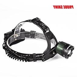 Dacawin  5000 Lm Chips XM-L XML T6 LED Headlamp Flashlight H