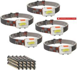 Everbrite Cob Headlamp  – 150 Lumen, 3 Lighting Modes, Adj