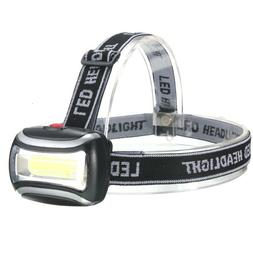 COB Headlight LED Headlamp Flashlight - Work Light,Camping,