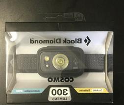 Black Diamond Cosmo 300 Lumens Headlamp #2261