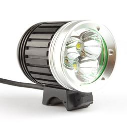WindFire 3X CREE XM-L T6 3800Lm LED Bicycle Light, 4 Modes C