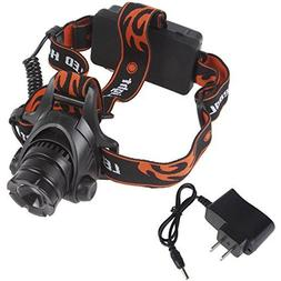 WindFire 1800 Lumens CREE XM-L T6 U2 LED Waterproof 3 Modes