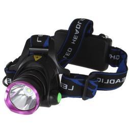 WindFire 2000 Lumens CREE XM-L T6 U2 LED 3 Modes Headlamp 18