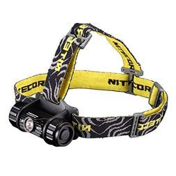 Nitecore Cree XM-L2 HC50 565 Lumens Headlamp, Black