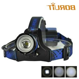 10000Lm Cree XM-L2 Frontal LED Headlamp Waterproof Camping H