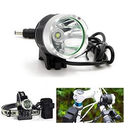 BESTSUN CREE XML T6 LED 1800 LM Bike Headlight Headlamp Bicy