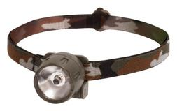 Cyclops Atom LED Magnifier Headlamp with Batteries, Black