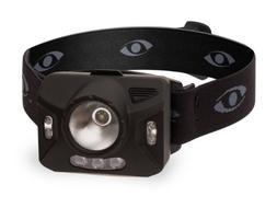 Cyclops RNG1XP Ranger CREE XPE Headlamp, 1-watt, Black