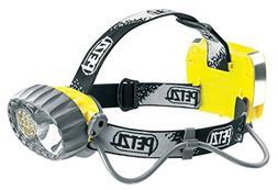 PETZL - Duo LED 14 Headlamp, Hybrid Waterproof Helmet, 67 Lu