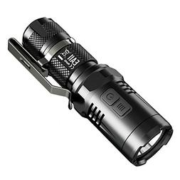 Nitecore EA11 14500 Battery CREE XM-L2 U2 900 lm LED Flashli