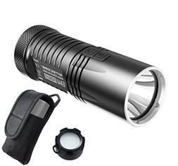 Nitecore EA41 1020 Lumen Cree XM-L2 U2 LED Flashlight Compac