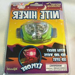 Toysmith Explore Bright Led Nite Light Hiker Headlamp