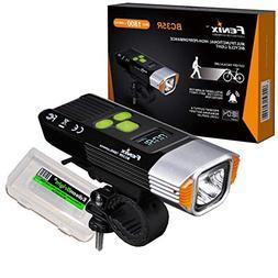 EdisonBright Fenix BC35R 1800 Lumen Cree LED USB Rechargeabl