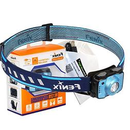 Fenix HL12R USB rechargeable 400 lumen CREE LED headlamp wit