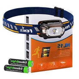 Fenix HL15 200 Lumen light weight CREE LED Headlamp  with 2