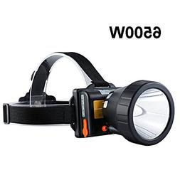 MUTANG Led Fishing Headlight Glare rechargeable bright water