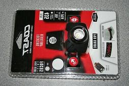 Coast FL70 Pure Beam Twist Focus LED HeadLamp 435 Lumens Wea