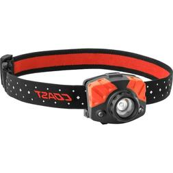 COAST FL75 435 Lumen Dual Color Focusing LED Headlamp with T
