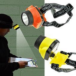 SE FL8215 ½-Watt Headlamp with Adjustable Angle