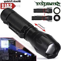 LED Flashlight Super Bright 5000 Lumens 3 Mode Torch Handhel
