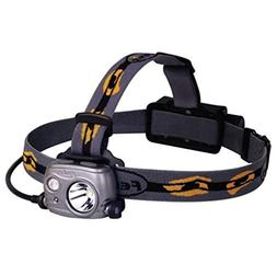 Fenix Flashlights HP25R LED Headlamp with Battery, Iron Gray