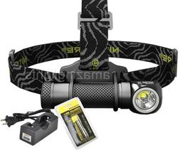 Nitecore HC30 LED Headlamp 1000 Lumen with 18650 Battery, Ch