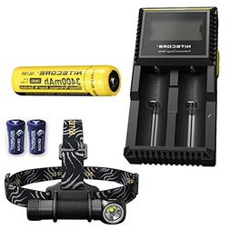 Nitecore HC33 Cree XHP35 High Intensity Headlamp - 1800 Lume
