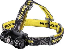 NiteCore HC50 CREE XM-L2 LED Headlamp, Black